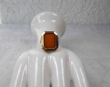 """Antiker Herren Ring Gold 585 & Ringetui """" Karneol  """" 9,52 g  Art deco - 18 -"""