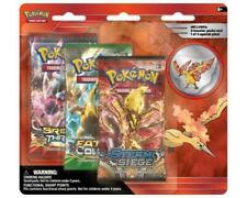 Collector's Pin 3-Pack - Englisch - Moltres