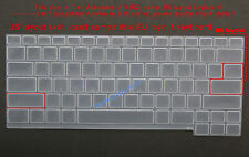 US Keyboard Silicone Skin Cover Protector for Dell Alienware M15(R2)laptop