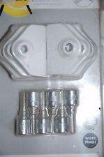 New YALE 6 Window Stay Bolt Locks 2 LOCK KEYS & Fixings White For Wood P6P120WE