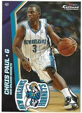 CHRIS PAUL FATHEAD TRADEABLES NEW ORLEANS HORNETS WAKE FOREST DEACONS 2010 #11