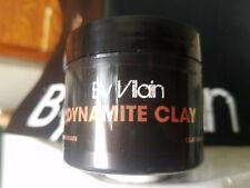 By Vilain Dynamite Clay Hair Wax 2.2 oz Brand New Same Day Shipping