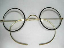 Antique or Vintage Probably 1/10 12k Gf Gold Eyeglasses weighing 6.71 grams