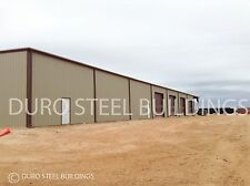 Durobeam Steel 95x200x20 Metal Clear Span Red Iron Warehouse Building Direct