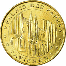 [#735734] France, Token, Touristic token, Avignon - Palais des Papes n°2, Arts