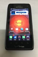Motorola Droid 4 (XT894) 16GB - Verizon - Black - GSM Unlocked - Good Condition