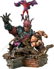 X-Men VS Sentinel #2 Deluxe Diorama 1:10 Scale Statue by Iron Studios Sideshow