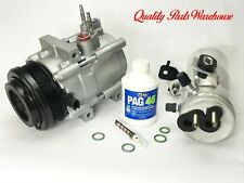 2006-2010 Ford Explorer 4.0L Front air only Reman A/C Compressor Kit w/Warranty