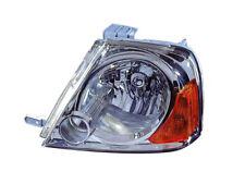 Suzuki Xl-7 Xl7 04-06 Headlight Lamp Driver Side Lh