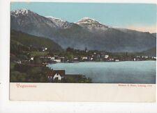 Tegernsee Vintage U/B Postcard Germany 396a