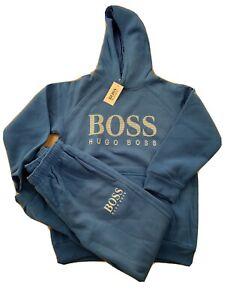 Brand New Hugo Boss Tracksuit Boys 10-11 Years