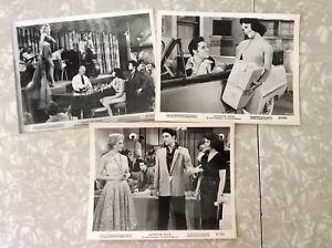 3 Jailhouse Rock Elvis Movie Promo Photos / 1957 / Direct From Memphis