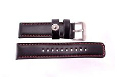 Brand New 22mm Black and Red Levi's Watch Band Strap