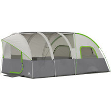 Ozark Trail 16' x 8' Modified Dome Tunnel Tent, Sleeps 8
