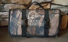 """NEW DUCKS UNLIMITED Camo Game Processing Kit with Case """"BRAND NEW"""""""
