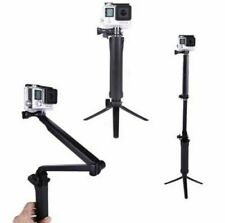 For GoPro portable 3 in 1 Tripod Armgrip Selfie Stick HD Hero 7 6 5 4 3+ 2 XMAS