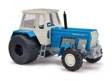 Busch 42840 - 1/87 Traktor Fortschritt Zt 303-C mit Eisenrädern - Blau - Neu