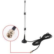 SMA 2.4GHz 9DRG Wireless Wifi WLAN Booster Antenna Extender with Magnet Base RG!
