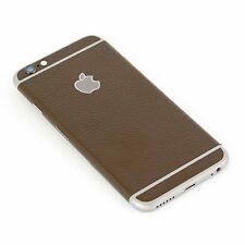 Fundas y carcasas color principal marrón para teléfonos móviles y PDAs Apple