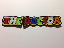 The Doctor Valentino Rossi 46 Patch Toppa