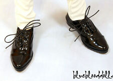 1/3 bjd SD17 boy doll black color formal shoes super dollfie luts ship US