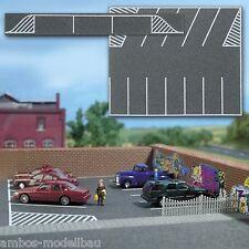 (329,17€/m²) BUSCH 7077 N, Parkplätze, Parkplatz, 120x100mm passt zu 7087 + 7097