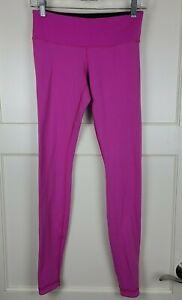 Lululemon Wunder Under Women's High Full Length Pants Leggings Pink Size: 6