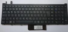 TASTIERA Sony VAIO vgn-aw31m VGN-AW pcg-8152m pcg-8131m con cornice Keyboard