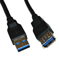 3Ft. (3 Feet) USB 3.0 SuperSpeed Male A to Female A Extension Cable