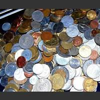 1/2 kilo - kg lot pièces de monnaie - de la entières monde - Collection 3 #50#