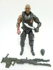 Hasbro G.I. Joe Classified Custom Black Ops Night Force ROADBLOCK 100% Complete!