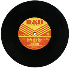 "EARL KING featuring FATS ON PIANO  ""BABY YOU CAN GET YOUR GUN""    R&B CLASSIC"
