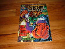 THEY CALL ME THE SKUL #3 Comic Book DANNY FINGEROTH Virtual Comics Skull Sci Fi