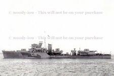 rp13656 - Royal Navy Warship - HMS Eggesford L15 , built 1943 - photo 6x4