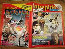 INTREPIDO SPORT N°12 DEL 24-3-1992 DONADONI YURI CHECHI TOTO' SCHILLACI