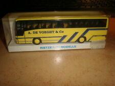 Rietze #61906 HO 1/87 VAN HOOL bus A. de Voeght & Co        MIB (50/020)