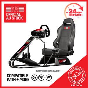 GTpro V2 Racing Simulator Cockpit Wheel Stand for Logitech G27/G29/G920/PS3/PS4
