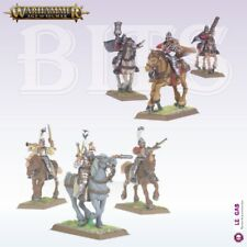 BITS FREE PEOPLES FREEGUILD PISTOLIERS OUTRIDERS EMPIRE WARHAMMER AOS BITZ