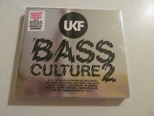 UKF BASS CULTURE 2 CD DUBSTEP DRUM & BASS NERO NETSKY TANTRUM DESIRE SUB FOCUS