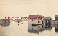 CANADA - ( Sack )  REGINA, Flood, April 13th 1916, Real Photo