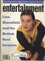 LISA STANSFIELD Entertainment Weekly Magazine 6/29/90 ROBOCOP 2