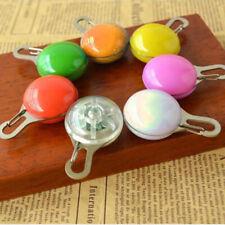 LED Collar Light Up Dog Night Safety Clip Decor Bulb Collar Pet Supplies