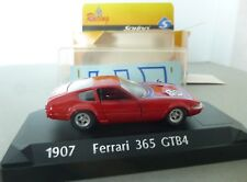 Solido Toys Le Mans Series 1972 Ferrari 365 GTB4 Sports Racing Car  Red Version