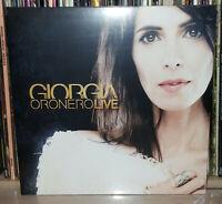 2 LP GIORGIA - ORONERO LIVE - NUOVO