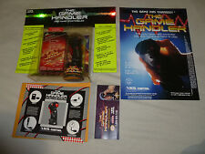 NINTENDO NES RARE THE GAME HANDLER CONTROLLER W POSTER DISPLAY PAPERWORK NEW IMN