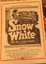 1938 disney snow white   eBay