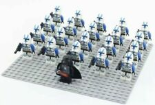 20x 501st Clone Troopers Mini Figures (LEGO STAR WARS Compatible)