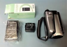 Panasonic  SDR-H40P Palmcorder 40 GB HDD 2000x zoom w/ battery & travel charger