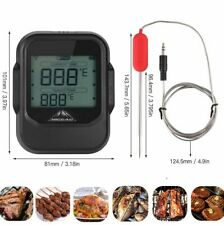 Funk Fleischthermometer Grillthermometer Braten Thermometer BBQ APP Remote 6 yN