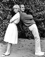 Film Actor PAUL NEWMAN & Actress JOANNE WOODWARD Glossy 8x10 Photo Poster Print